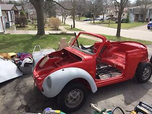 1974 super beetle project
