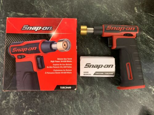 Snap-On TORCH400 High-Power Butane Gas Blow Torch -Ships Free-