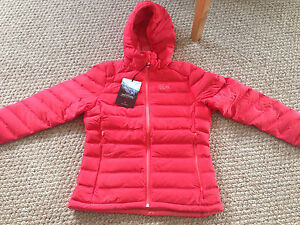 Women's Large Mountain Hardware StretchDown Hooded jacket