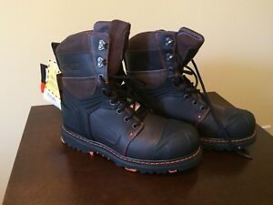 Men's Dakota work boots size 10/11 new