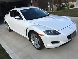Mazda RX8 -Manual- White -2006- REDUCED - Need sold