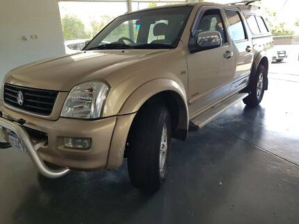 2007 HOLDEN RODEO LT (4x4) RA MY06 UPGRADE Midland Swan Area Preview