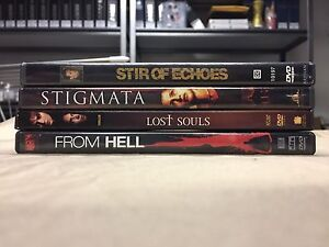 DVD - Lot of 4 Movies: $2 each / $5 For the Lot