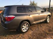 2010 Toyota Kluger SUV Tully Cassowary Coast Preview