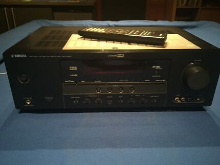 Yamaha RX-V363 5.1 Channel Digital Home Theatre Receiver + Remote Turramurra Ku-ring-gai Area Preview