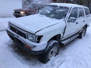 "1992 Toyota 4Runner ""Parts Truck"""