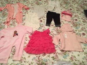 Cute baby clothing 6 to 12 months