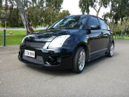 2005 Suzuki Swift 5 speed manual Seacliff Park Marion Area Preview