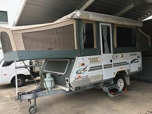 Jayco Hawk 2004 off-road Sun Valley Gladstone City Preview