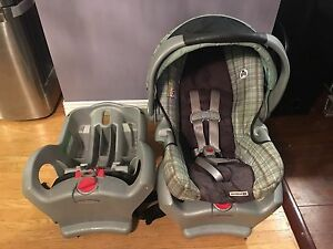 Graco car seat and 2 bases $50