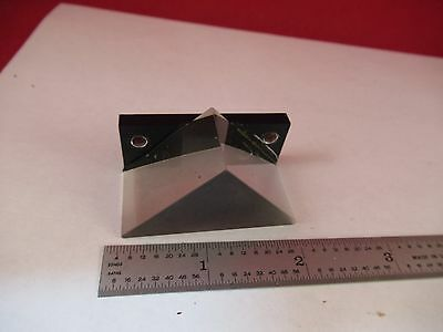 Microscope Part Vickers England Uk Prism Glass Optics As Pictured W1-a-11