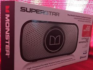 Brand New High-Powered Portable Speaker