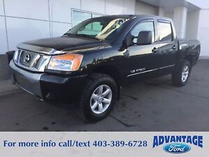 2013 Nissan Titan SV One Owner - No Accidents!