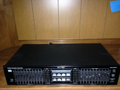 ADC SS-V111 Stereo Frequency Equalizer