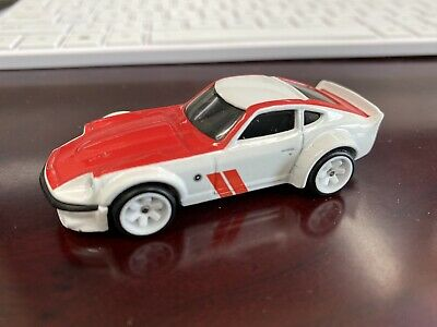 Hot Wheels LOOSE Premium NISSAN FAIRLADY Z 240Z CUSTOM Real Riders NEW from box