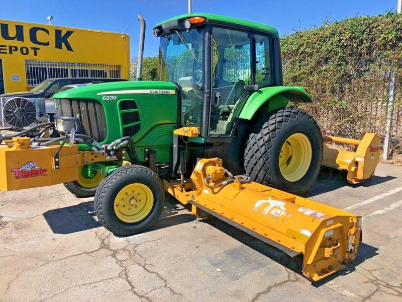 Image 1 Tracteur John Deere  2009