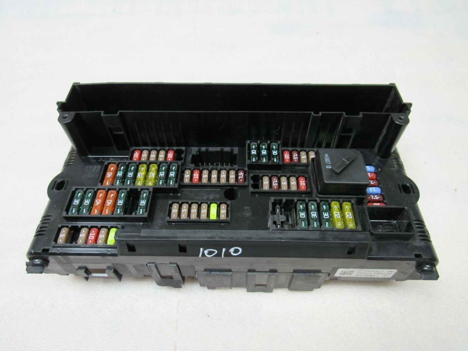 Used Bmw 740i Electric Vehicle Parts For Sale 740il Fuse Box F01 F10 F11 F07 528i 535i 550i 750i Front Power Distribution