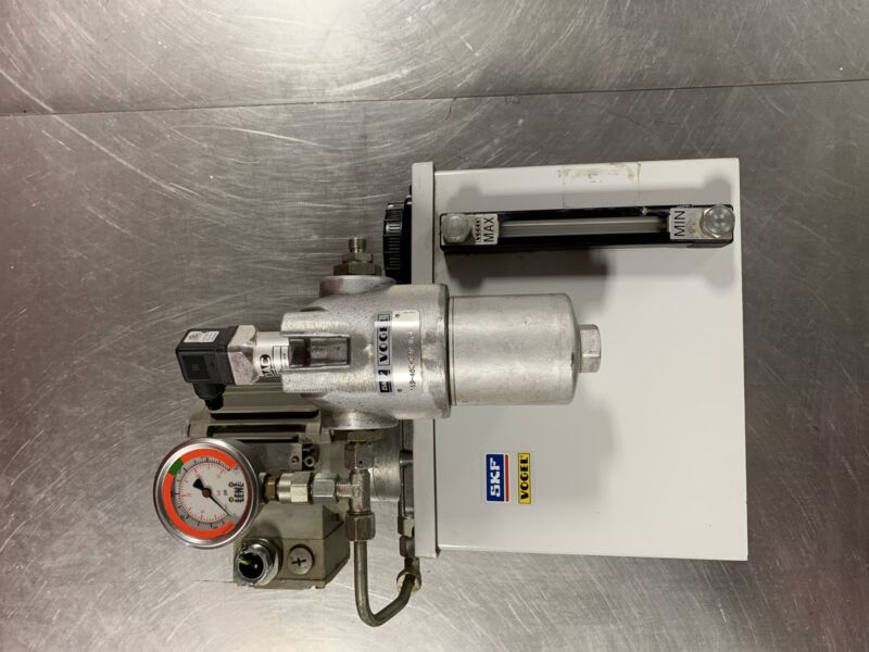 SKF Vogel Pump Regulator System MFE5-BW7-V39-562