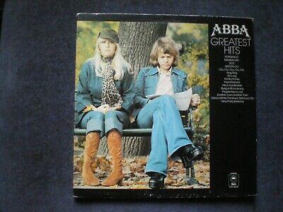 ABBA, GREATEST HITS, VINYL LP