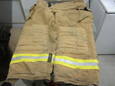 Size 46x29 Morning Pride Fire Fighter Turnout Pants - Very Good