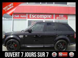 2013 Land Rover Range Rover Sport 4 roues motrices 4 portes HSE