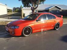 2005 Ford FPV GT MK11 Eaton Dardanup Area Preview