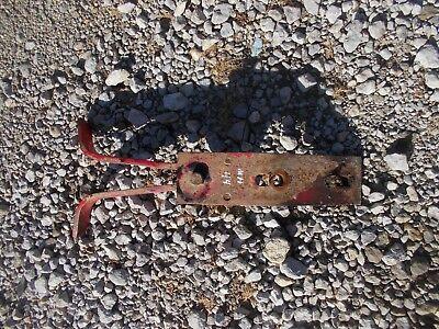 Massey Harris 44 Tractor Original Mh Front Mudscraper Mud Scraper Hard To Find
