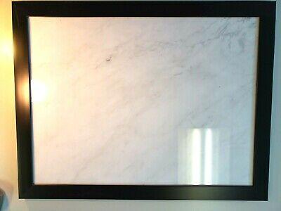 Lk Black Frame 18 X 24 Dry Erase Board - Home Office Restaurant