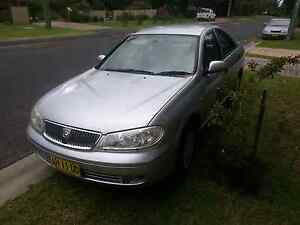 2004 nissan pulsar AUTO JUNE REGO Hazelbrook Blue Mountains Preview