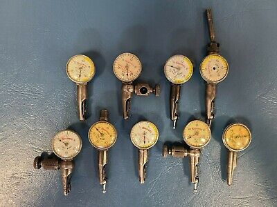 Starret Last Word Dial Indicator Machinist Lot For Parts