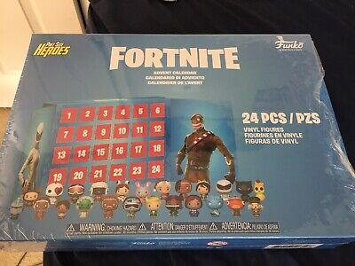 Fortnite Funko POP Advent Calendar 24 Pocket Pint Size Heroes BRAND NEW