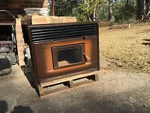 Kent Slow Combustion Wood Heater Windsor Hawkesbury Area Preview