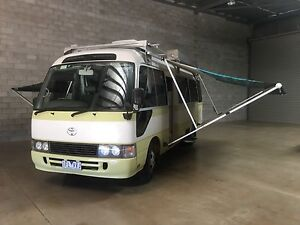 Toyota Coaster Camper/Bus Fannie Bay Darwin City Preview