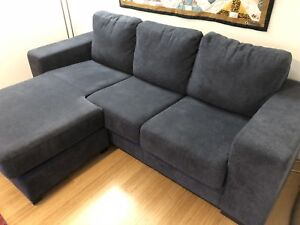 3Seater Lounge with reversible chaise
