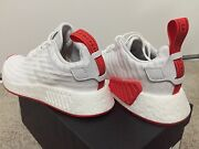 NMD_R2 White/Red, US men sizes 5/ women size 6.5 Adelaide CBD Adelaide City Preview