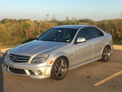 2009 Mercedes-Benz C-Class C63 AMG 2009 Mercedes-Benz C63 AMG Sedan