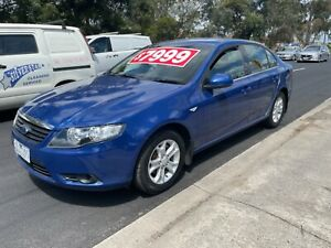 2009 Ford Falcon XT Automatic Sedan Fawkner Moreland Area Preview