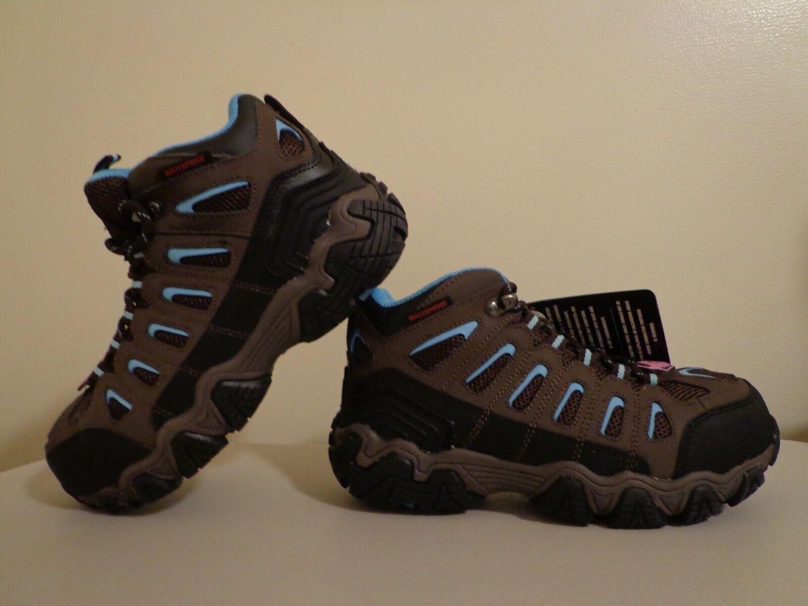 Skechers Steel Toe Work Water proof High-Top Women's Shoes S