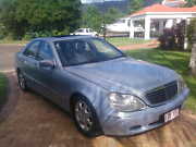 Mercedes Benz S500 Front bar and guard Kewarra Beach Cairns City Preview