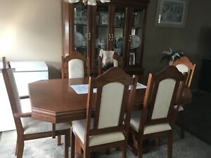 9 piece dining room suite for sale;