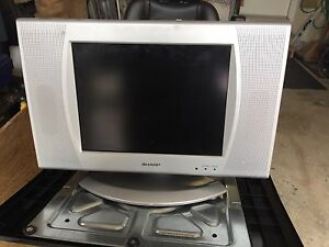 Sharp 13 inch TV