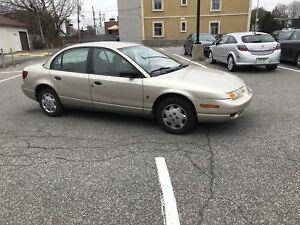 Saturne SLI 2000 sur les pneus d'hiver *1250$*