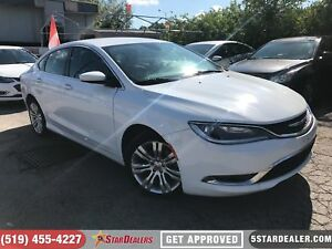 2015 Chrysler 200 Limited | HEATED SEATS | CAM