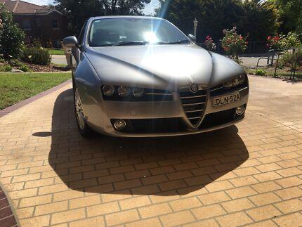 Alfa Romeo 159 manual