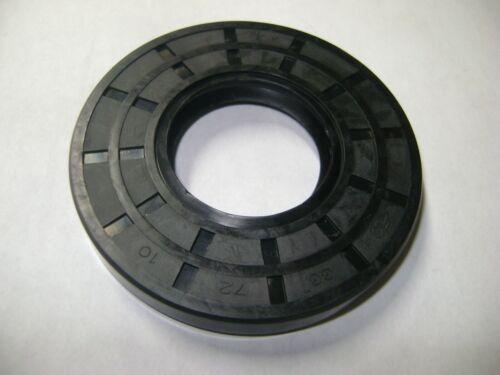 NEW TC 33X72X10 DOUBLE LIPS METRIC OIL / DUST SEAL 33mm X 72mm X 10mm