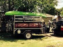 2009 Semi off-road Ezytrail Camper with Kayak Racks Cootamundra Cootamundra Area Preview