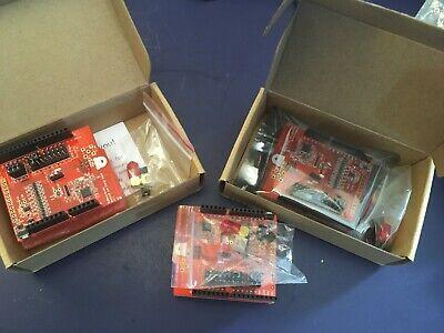 Lot 3 Redbearlab Ble Shield 2.1 Bluetooth Low Energy Shield Arduino