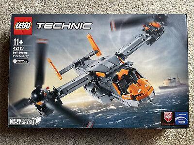 LEGO 42113 TECHNIC BELL-BOEING V-22 OSPREY SET BNIB: SEE DESCRIPTION. US SELLER