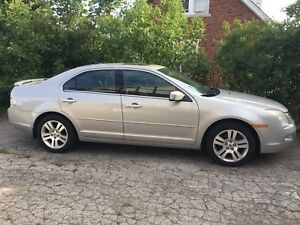 2007 Ford Fusion for sale or trade.