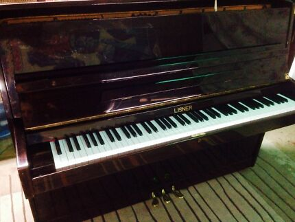 Lisner Piano - inc delivery*